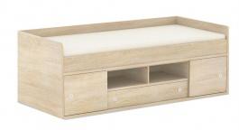 Dětská postel REA Poppo - dub bardolino - výběr čílek