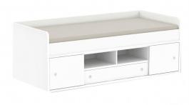 Dětská postel REA Poppo - bílá - výběr čílek