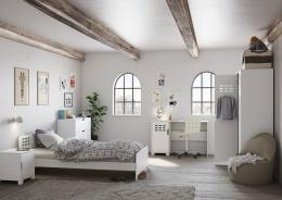 Dětský pokoj Simply - bílý