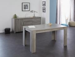 Jídelní stůl Louisa - dub flinstone