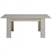 Jídelní stůl s rozkládáním Clif - dub šedý