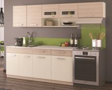 *Kuchyně MORENO II 240 cocobollo