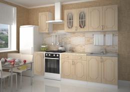 Kuchyně ANASTASIA 200 bříza