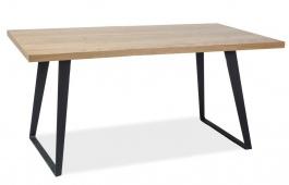 Jídelní stůl FALCON 150 cm dub masiv