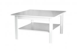 Konferenční stolek Tamika II - bílý