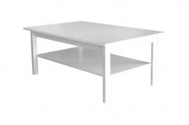 Konferenční stolek Tamika I - bílý