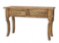 Psací stůl rustikální  LUD 20 - výběr moření