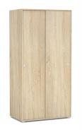 Vysoká skříň REA Lary S3/200 - dub bardolino