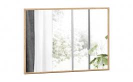 Závěsné zrcadlo Melody - dub wotan