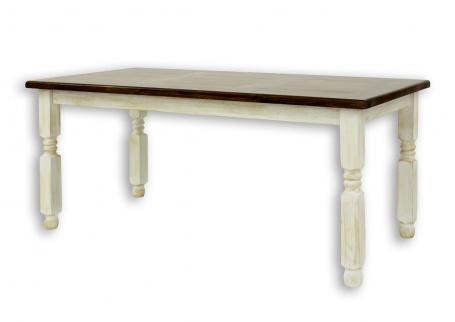 Rustikální selský stůl 90x180cm MES 01 B