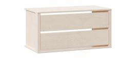 Šuplíky do skříně Annie 2D - dub provence