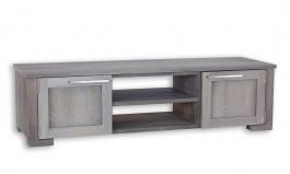 Televizní stolek z masivu MOD 03 - výběr moření