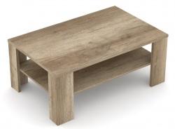 Konferenční stolek REA 3 - dub canyon