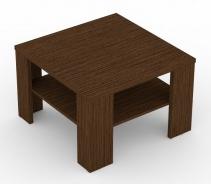 Čtvercový konferenční stolek REA 4 - wenge