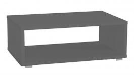 Konferenční stolek REA Play 2 - graphite  - s kolečky/bez koleček