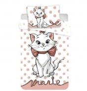 Dětské povlečení do postýlky Marie Cat Dots 02