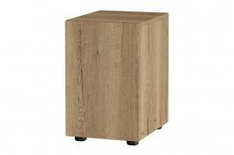 Nízká skříňka Osvald - dub halifax