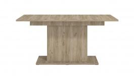 Rozkládací jídelní stůl Stig - dub šedý