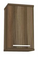 Horní koupelnová skříňka REA REST 3 - ořech rockpile