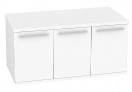 Skříňka pod umyvadlo REA REST 2 - bílá