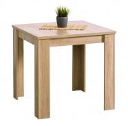 Jídelní stůl Albert 80x80cm - dub sonoma