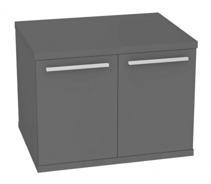 Skříňka pod umyvadlo REA REST 1 - graphite