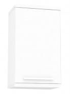 Horní koupelnová skříňka REA REST 3 - bílá