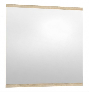 Koupelnové zrcadlo REA REST 7 - dub bardolino