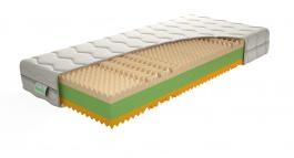 Partnerská matrace Caliopa 80x200cm - pěnová
