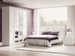 Ložnice Ofélie I - bílá