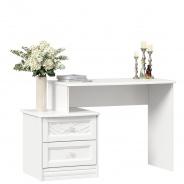 Toaletní stolek Ofélie - bílá