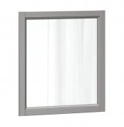 Zrcadlo Ofélie - šedá