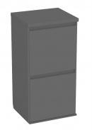Kontejnerová komoda REA Amy 16 - graphite