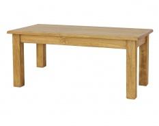 Konferenční stolek masiv MES 14B - výběr moření