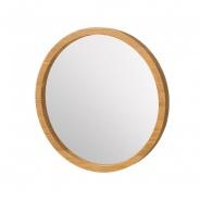 Zrcadlo rustikální LUS 04 (pr. 28cm) - výběr moření