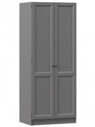Šatní skříň Annie - šedá