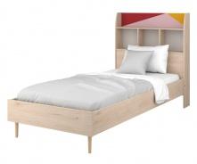 Dětská postel 200x90cm Alenka - dub