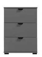 Noční stolek Rango - šedý
