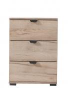 Noční stolek Rango - dub šedý