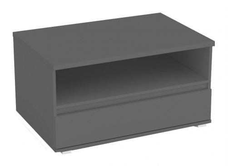 Malá TV skříňka REA Amy 20 - graphite