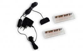 Dvoubodové LED osvětlení Otis