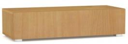 TV skříňka se zásuvkou REA Rebecca 2 - buk