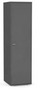 Šatní skříň REA Denisa Up 012 - graphite