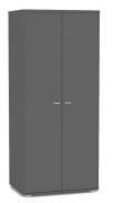 2-dvéřová šatní skříň REA Denisa Up 011 - graphite