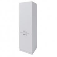 Potravinová skříňka, bílá, FABIANA S60 / 210