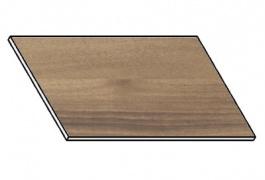 Kuchyňská pracovní deska 100 cm ořech ontario