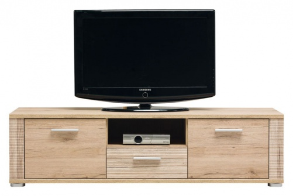 Televizní stolek Nicol - dub sanremo