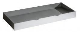 Zásuvka pod postel APETTITA 13 antracit/bílá