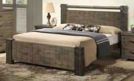 Manželská postel DITA 180x200cm - masiv