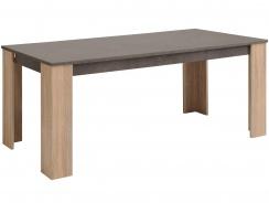 Jídelní stůl s rozkládáním Terra - dub